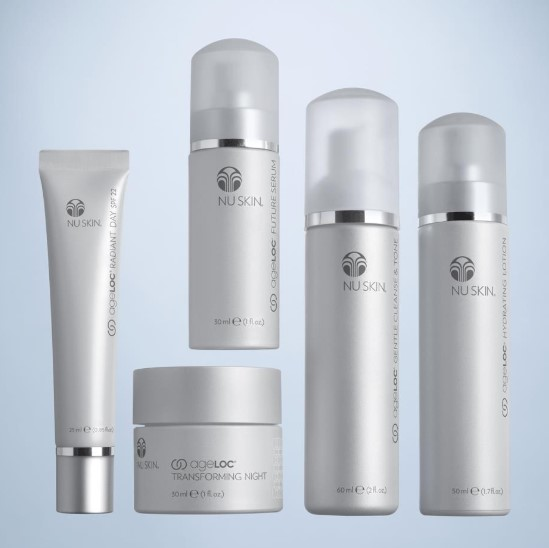 Bộ sản phẩm AgeLOC Transformation Premium Nu Skin-myphamnuskin