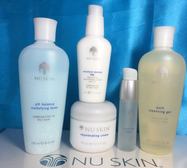 Daily Skin Health Package (normal to dry) myphamnuskin