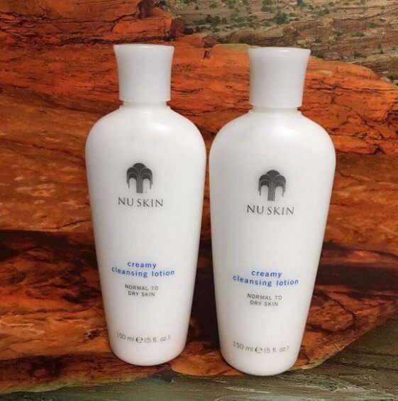 Sữa rửa mặt Creamy Cleansing Lotion (normal to dry)-myphamnuskin.vn