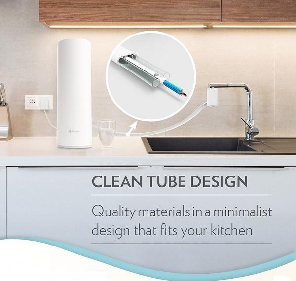 Giá máy lọc nước Ecosphere Nuskin phù hợp với tính năng